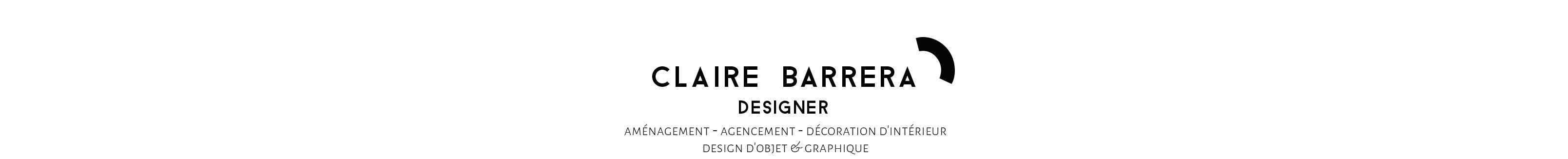 Claire Barrera – Architecte d'intérieur & Designer